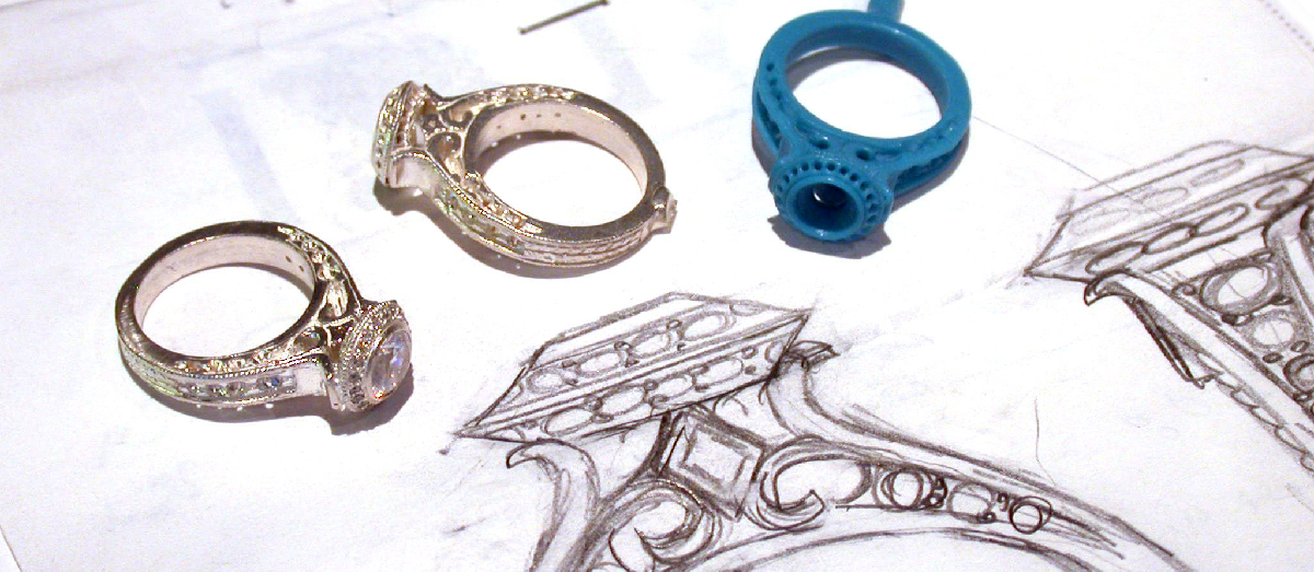 Изготовление ювелирных изделий на заказ «Русский ювелир»